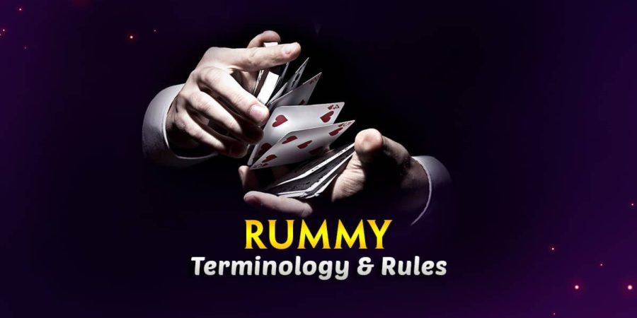 Rummy Terminology and Rummy Rules for Beginners